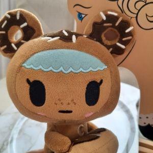 Tokidoki Chocotella, Donutella Sweet Friend Plush